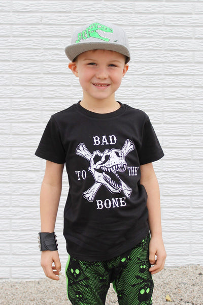 Bad To The Bone Tee