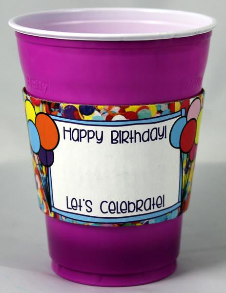 Why You Should Decorate Your Cups With Party Sleeves