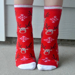 Mistletoes - Christmas Sock Collection