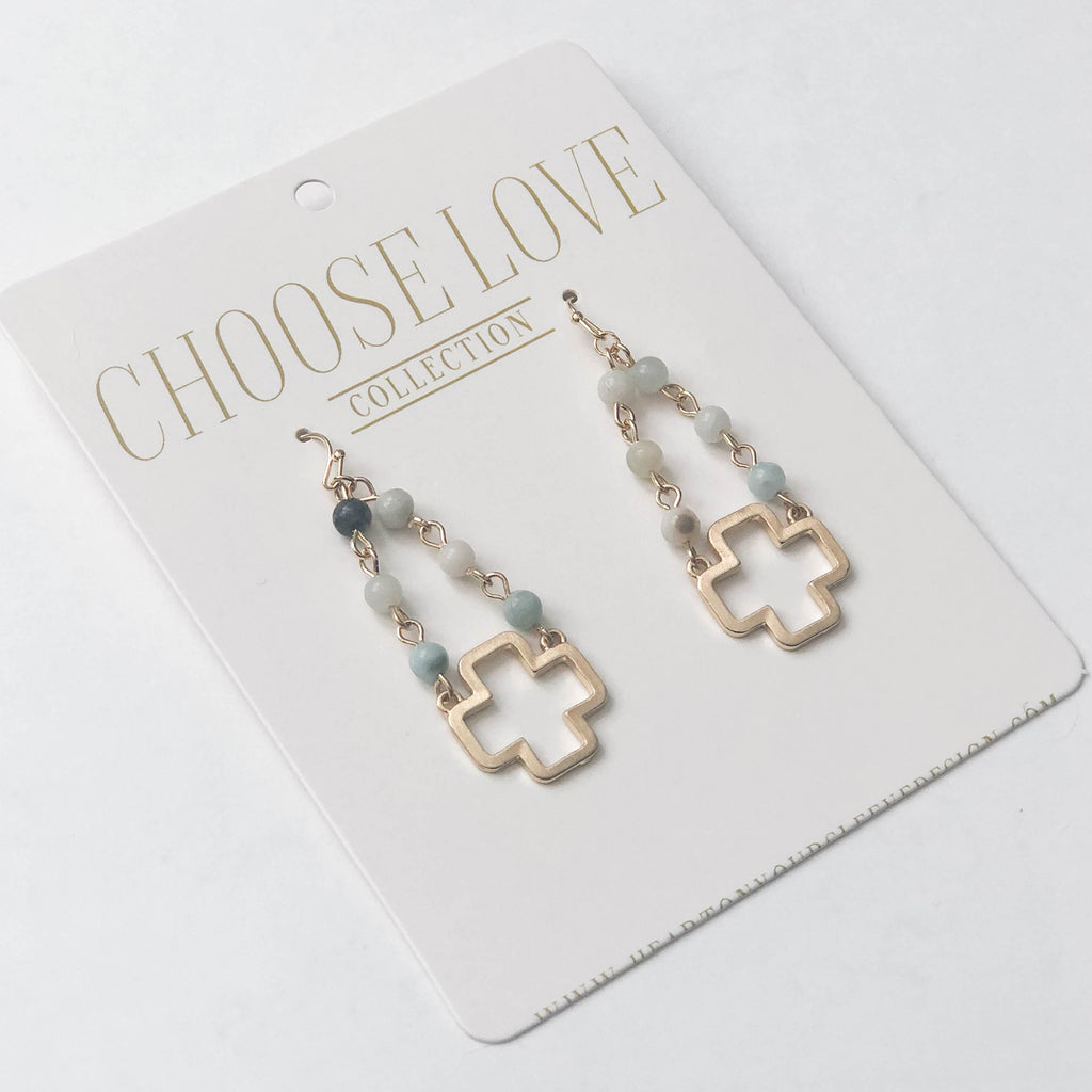 Gigi Drop Earrings