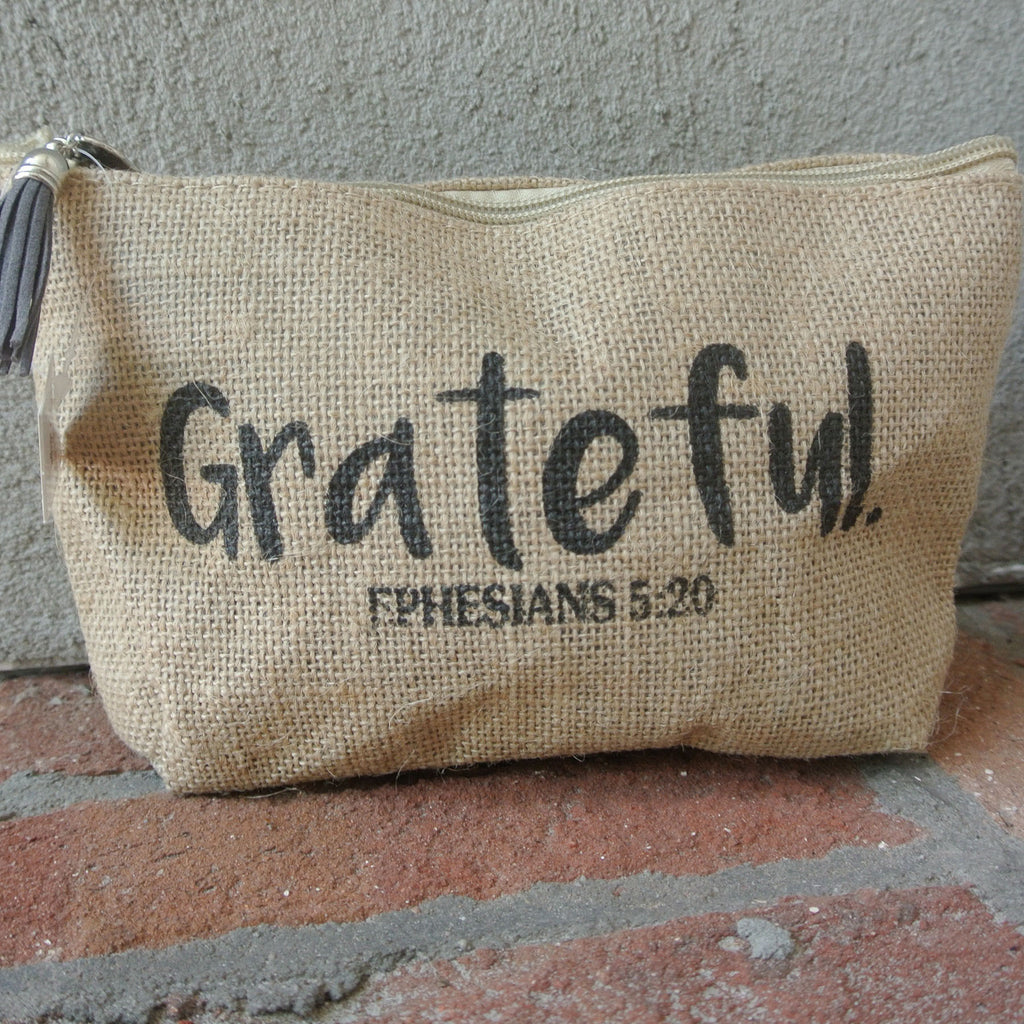 Grateful Jute Everything Bag