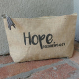 Hope Jute Everything Bag