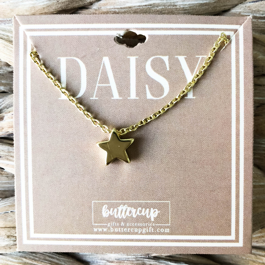 Daisy 'Star' Necklace