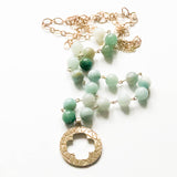 Gigi Circle Necklace