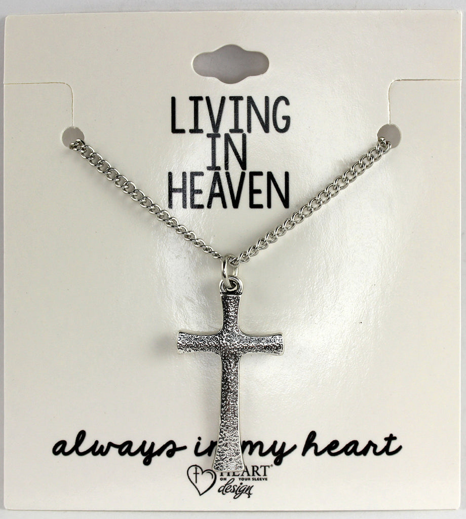 Men's Rugged Cross Necklace
