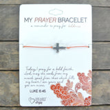 Boldness Prayer Bracelet