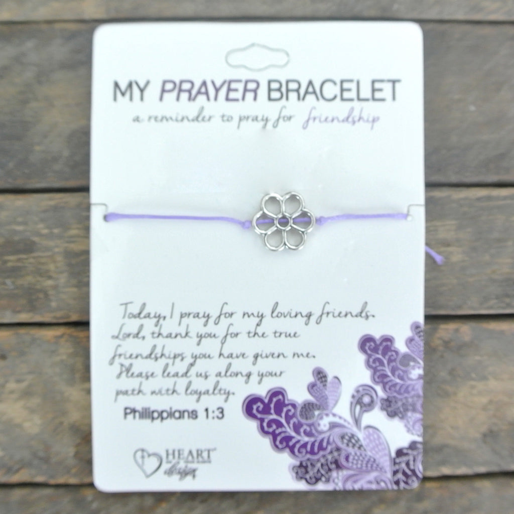 Friendship Prayer Bracelet