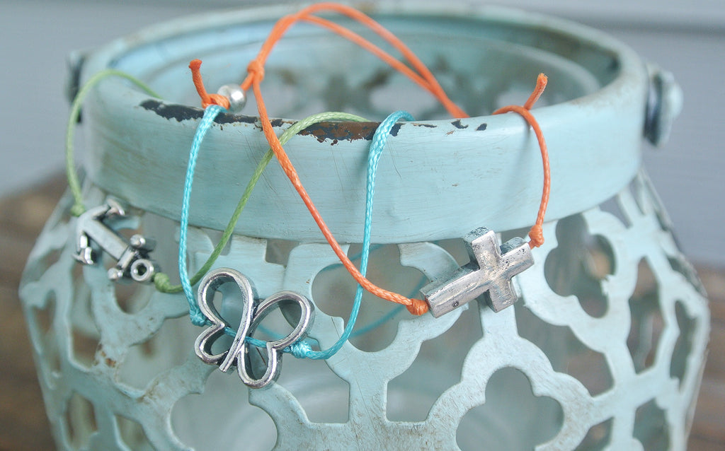 Joy Prayer Bracelet