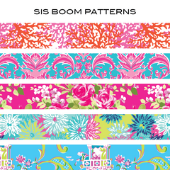 SisBoom Patterns for UncommonWares