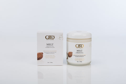 Wholesale - Melt Body Butter, Caribbean Island