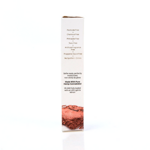 Confident Nude Hemp CBD Lip Gloss - 9ml