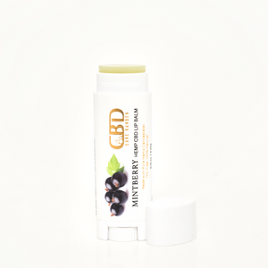 MintBerry Hemp CBD Lip Balm