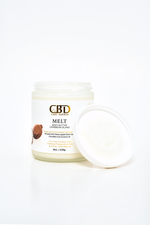 Melt Body Butter, Caribbean Island