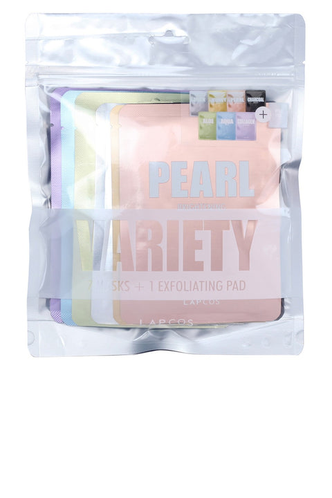 KBeauty Masks Variety Pack - Brightening