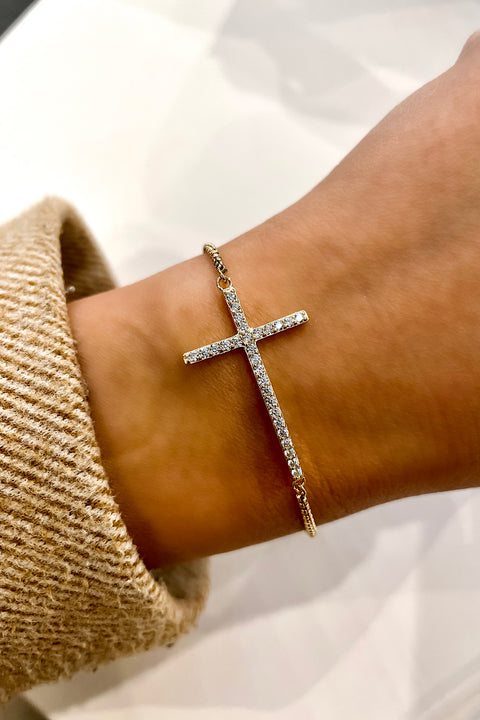 Exclusive & Limited Cross Bracelet