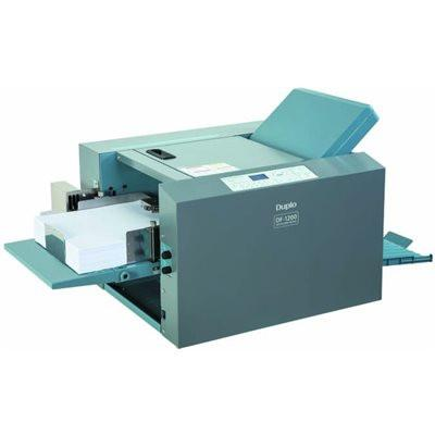Paper Folder - Duplo DF-1200 Air Suction Paper Folder