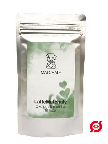 LatteMatchaly 100g