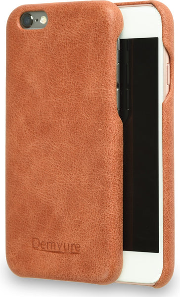 Leather iPhone case by Demyure
