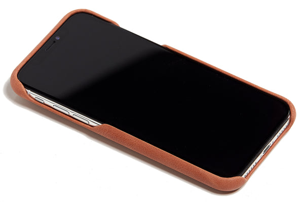 Iphone X leather card case