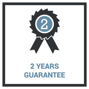 Icon - 2 Year Guarantee