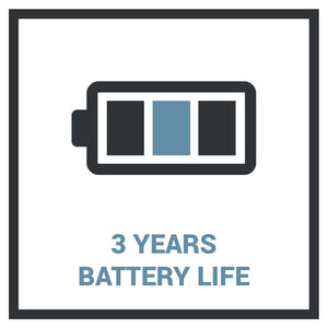 Icon - 3 Years Battery Life