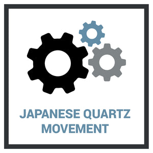 Icon - Japanese Quartz Movement