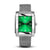 SQUARE MEN'S WATCH - LEGACY R Polished steel - Green dial