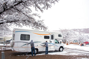 7 Winter RV Camping Tips to Stay Safe and Warm This Season
