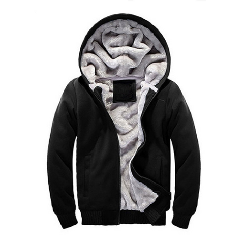 Hooded Fleece Jacket