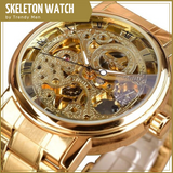 Skeleton Watch