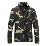 Winter Camo Coat