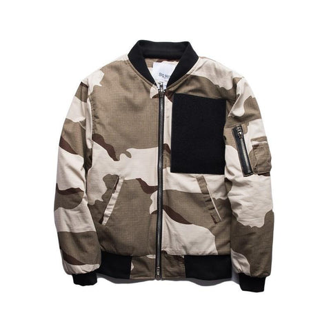 Army Style Bomber