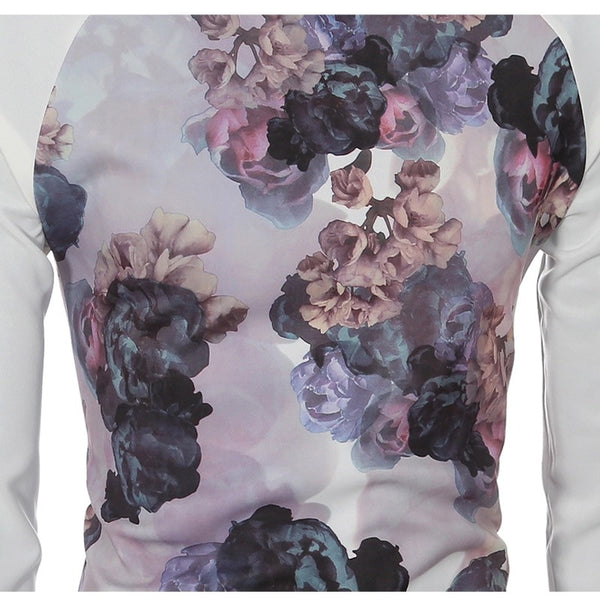 Long Sleeve T-Shirt with a print