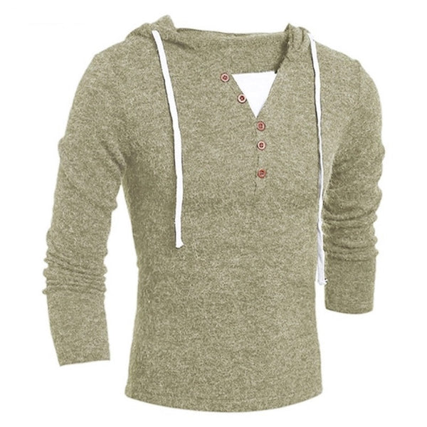 Stylish V-neck Sweater