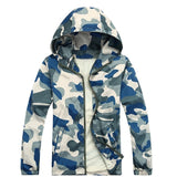 Military Style Anorak / 2 colors