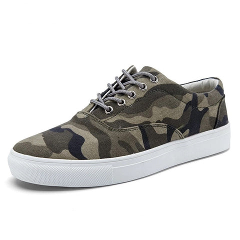 Military Style Sneakers