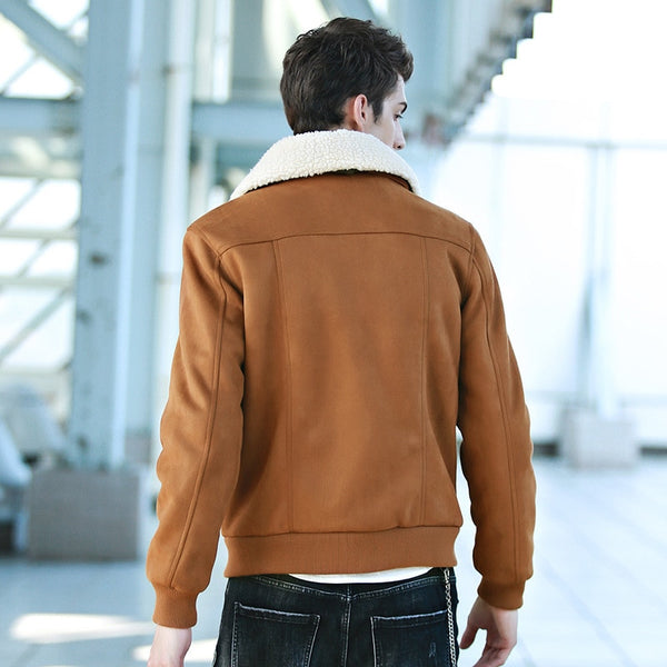 Trendy Winter Bomber Jacket