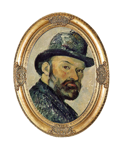 Paul Cezanne Portrait