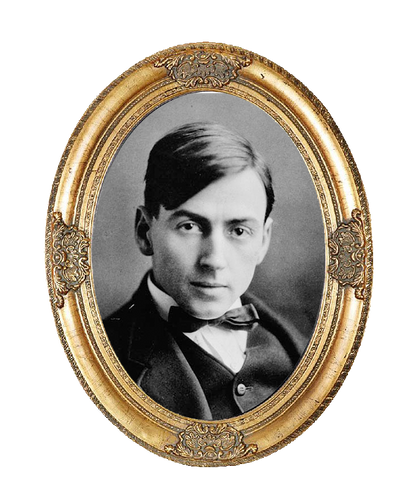 Tom Thomson Portrait