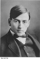Photograph of Tom Thomson