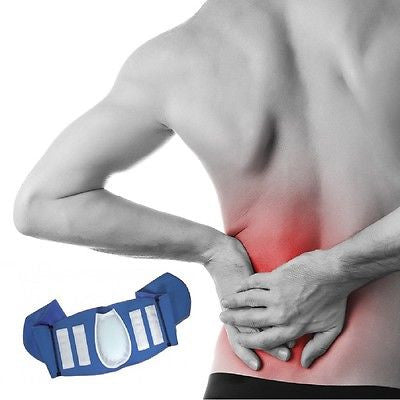 Tourmaline Power Magnetic Therapy Back Lumbar Support Belt Pain Relief