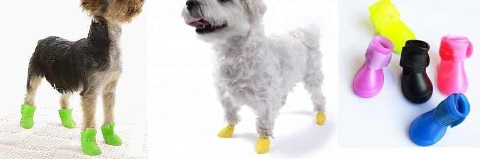 K9-Travel Salt and Waterproof Dog Shoes