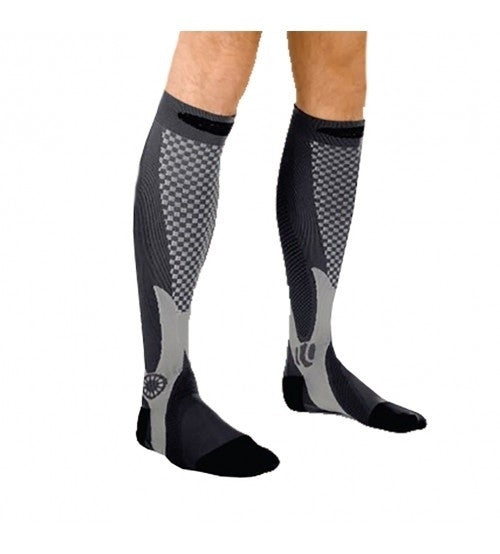 10-Point Compression Socks-Best For Running, Athletic Sports, Crossfit, Flight Travel (Men & Women) - Suits Nurses, Maternity Pregnancy