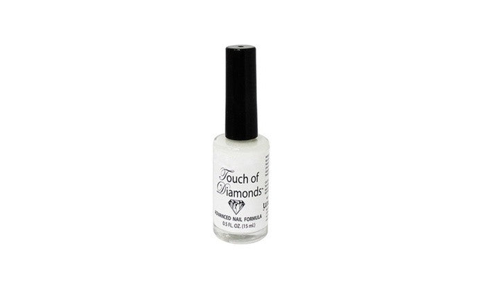 Diamond Nails Advanced Nail Formula Protects From Peeling, Chipping And Splitting Contains Real Diamond Dust