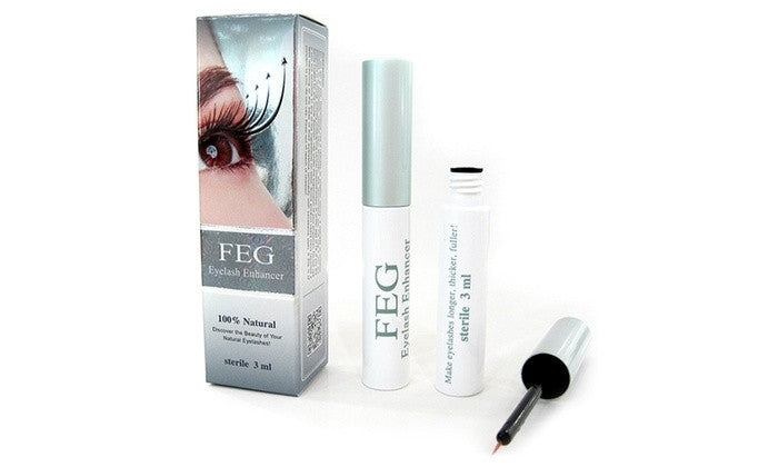 Eyelash And Eyebrow Brow Enhancing And Lengthening Serum. 100% NATURAL & Highest Quality Ingredients Used