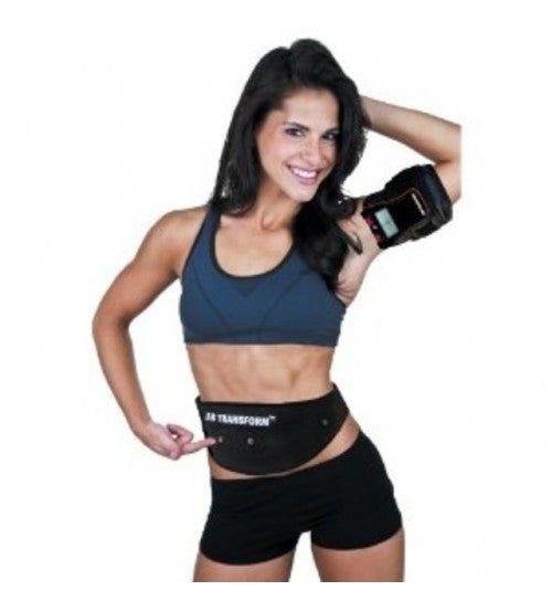 Ab transform Pro Toning Kit Muscle Stimulator Tightens, Strengthens Abs In Days