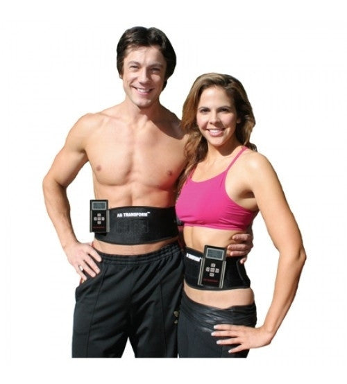Ab Transform Elite Muscle Stimulator Toning System  Tightens, Strengthens Abs In Days