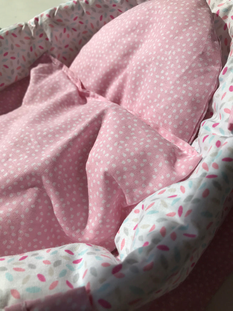 Petit Collin Dolls Soft Bed
