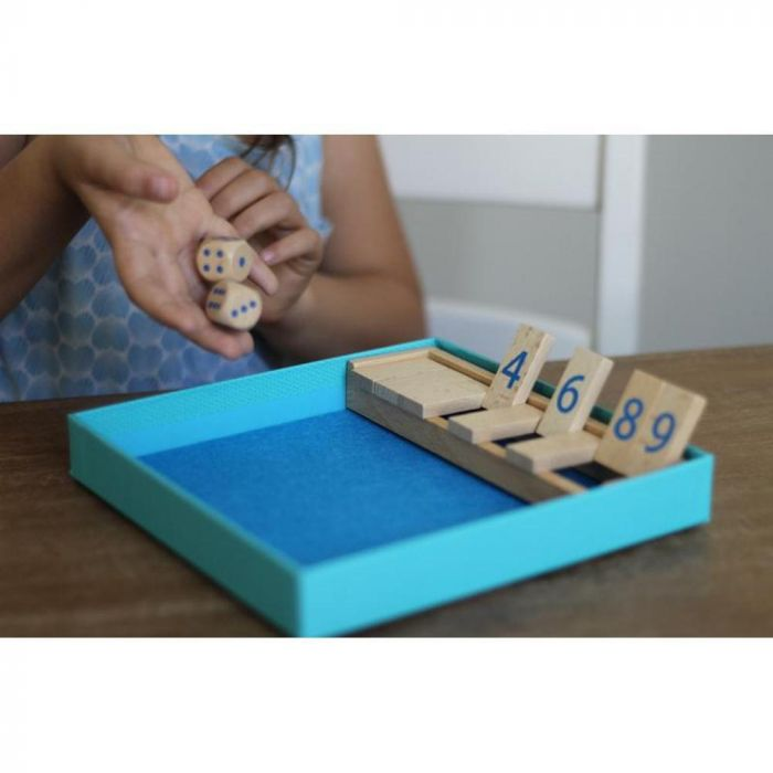 Djeco Classic Games - Shut the Box