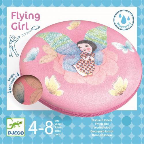 Djeco Frisbee - Flying Girl